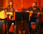 Christine and Stan's Acoustic Duo Rendezvous